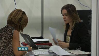 Mutirão realizado em Fortaleza renegocia débito de devedores - Iniciativa acontece no Centro de Eventos do Ceará.