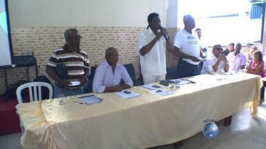 Servidores do INSS na Bahia fazem assembleia para decidir rumos da greve - A paralisação da categoria terminou em quase todos os estados, mas na Bahia ainda falta decidir como serão repostos os dias parados.