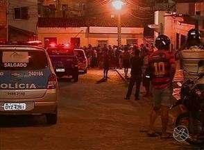 Homem é assassinado no Centro de Caruaru - Crime aconteceu próximo ao pátio de eventos.