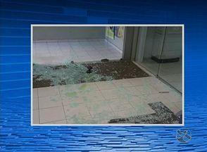Agências bancárias são atacadas no Agreste de Pernambuco - De acordo com a polícia, em Tupanatinga ninguém foi preso; em Buíque um suspeito foi detido.