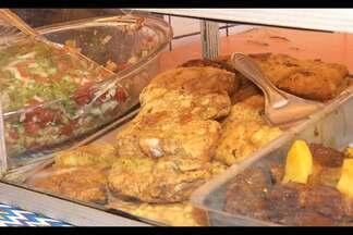 Mais de 100 toneladas de alimentos são comercializados diariamente no Ver-o-Pes - Feira é a mais popular e conhecida da capital paraense.