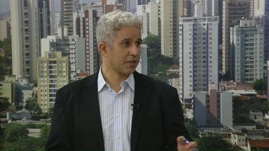 Fábio Silvieira comenta o ajuste fiscal do governo estadual e as contas municipais - Para o jornalista e comentarista político, a conta do ajuste ficou mais cara para o contribuinte. Ele analisa também as contas da prefeitura de Londrina, que saiu do vermelho.