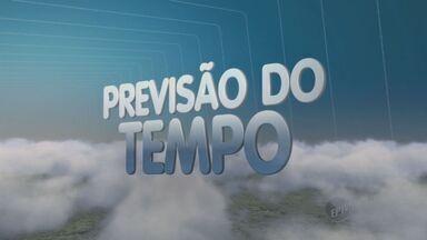 Frente fria pode causar chuvas neste sábado região de Campinas, SP - Em Amparo (SP), os termômetros devem marcar entre 19ºC e 31ºC neste sábado.