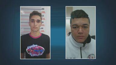 Polícia prende dois criminosos após tentativa de roubo em Campinas, SP - O caso aconteceu há um mês, mas as imagens da ação foram divulgadas somente nesta sexta-feira (2).