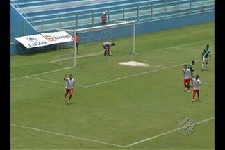 Veja os gols de Desportiva 2 x 0 Tuna Luso - Veja os gols de Desportiva 2 x 0 Tuna Luso