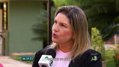 Moradoras do Cariri recebem atendimento gratuito durante o 'Outubro Rosa' - Campanha alerta a população sobre o câncer de mama.