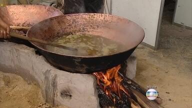 Expouai reúne em BH comidas típicas, móveis e decoração de várias regiões de Minas - Exposição tem o objetivo de valorizar a riqueza do estado.
