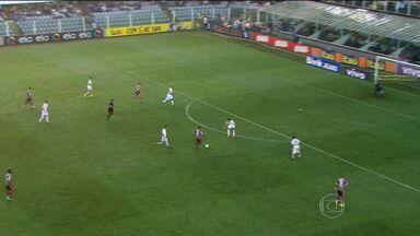 Confira qual o gol mais bonito do Brasileirão para os capixabas - Gol foi escolhido a partir do aplicativo da TV Gazeta.