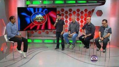 Veja o bloco do Inter no Central Gre-Nal desta segunda (5) - Assista ao vídeo.