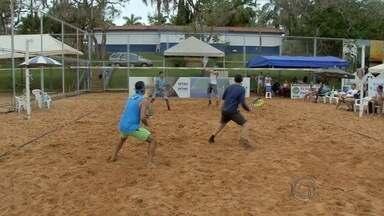 Atletas de MS brilham no torneio nacional de beach tennis em Campo Grande - Atletas de MS brilham no torneio nacional de beach tennis em Campo Grande