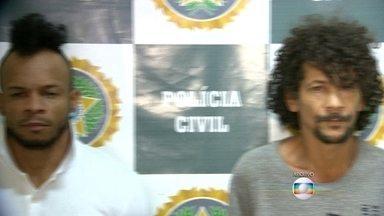 Condenados a 20 anos de prisão os assassinos da jovem Tayenne, em Belford Roxo - Ela foi morta a tiros no primeiro dia do ano, depois de voltar da festa de réveillon em Copacabana