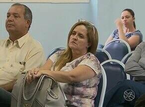 Reunião para discutir problema no atendimento materno-infantil é realizada em Caruaru - Criação de centros consorciados para atender vários municípios foi uma das soluções apresentadas.