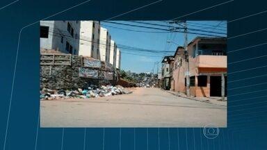 """Novo condomínio do Minha Casa, Minha Vida em Costa Barros preocupa a Polícia Militar - """"Condomínio Botafogo"""" está sendo construído no meio da favela da lagartixa, em Costa Barros."""