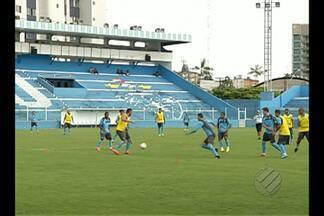 Dado não sabe quem escalar no Paysandu - Treinador do Papão tem vários desfalques para jogo contra o Bahia.