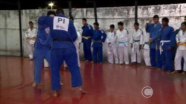 Judocas piauienses focam nas medalhas e bolsa atleta no Campeonato Brasileiro - Judocas piauienses focam nas medalhas e bolsa atleta no Campeonato Brasileiro