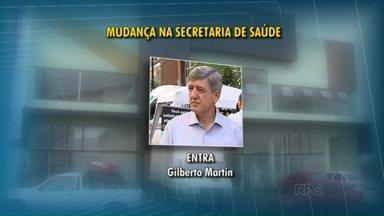 Gilberto Martin assume secretaria municipal de saúde - A saída de Mohamed El Kadri foi anunciada hoje de manhã pelo prefeito Alexandre Kireeff.