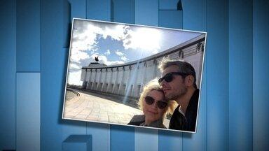 Otaviano Costa mostra fotos de sua viagem para a Rússia - Apresentador relata principais momentos das férias