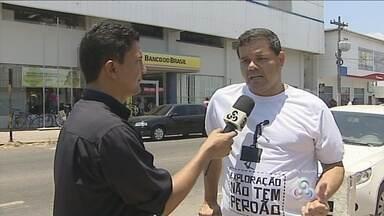 Bancários do Amapá aderem greve nacional - Os bancários em todo o país começaram uma greve nesta terça-feira (6). Essa paralisação não tem data para terminar.