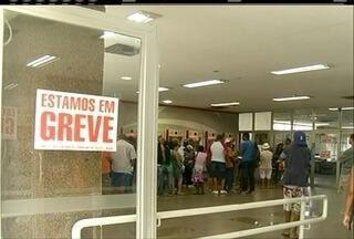 Agências de Campos e de São João da Barra aderem à greve nacional dos bancários - Sindicato da categoria informou que as agências em outras cidades do Norte Fluminense funcionaram de forma parcial.
