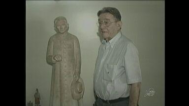 Morre aos 88 anos o ex-prefeito de Juazeiro do Norte Mauro Sampaio - Ele também foi deputado estadual do Ceará.