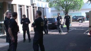Polícia prende quadrilha suspeita de contrabando de cigarro - Os suspeitos são todos da mesma família