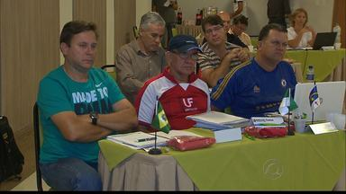 João Pessoa vai receber Copa N/NE de Badminton em 2016 - No final de semana, dirigentes de todo o Brasil se encontraram em João Pessoa e decidiram que a cidade vai ser sede de competição no ano que vem.