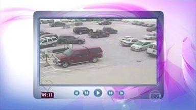 Mais Você mostra situações impressionantes de prejuízos em estacionamentos pagos - Talitha Morete vai às ruas conferir se o povo conhece as regras deste tipo de estabelecimento