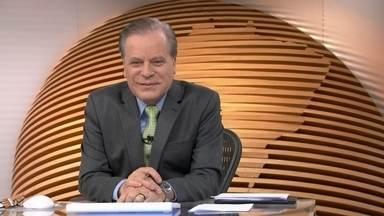 Confira os destaques do Bom Dia Brasil desta sexta-feira (9) - Procurador-geral da República confirma que Eduardo Cunha tem contas na Suíça. São Paulo cria novo tipo de táxi. Feira de games mostra jogo criado por brasileiros. Brasil estreia com derrota nas Eliminatórias da Copa de 2018.