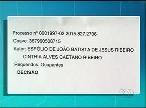 Justiça determina reintegração de posse de três chácaras em Araguaína - Justiça determina reintegração de posse de três chácaras em Araguaína