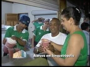 Tradicional Festa da Acerola continua em Junqueirópolis - Confira a programação para o final de semana.