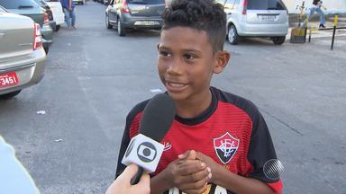 Mancini fecha o treino do Vitória para jogo contra o Boa Esporte - Confira as notícias do rubro-negro baiano.