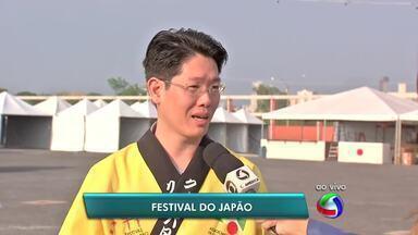 Festival do Japão, em Cuiabá, deve reunir cerca de 100 mil pessoas - Festival do Japão, em Cuiabá, deve reunir cerca de 100 mil pessoas durante os quatro dias do evento.