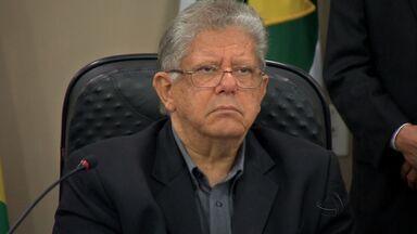 Delator de esquema se cala e CPI na Assembleia Legislativa - Empresário que delatou o esquema de irregularidades na concessão de incentivos fiscais no estado se cala durante audiência em CPI.