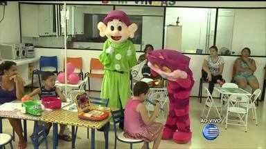 Parada Medic Day leva alegria a crianças em hospitais - Parada Medic Day leva alegria a crianças em hospitais