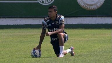 Vida nova? Após suspensão, Dudu mira recomeço com a camisa do Palmeiras - Vida nova? Após suspensão, Dudu mira recomeço com a camisa do Palmeiras