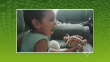 Crianças até dez anos podem participar do Talento Kids - Interessados podem mandar vídeos até o dia 28 de outubro.