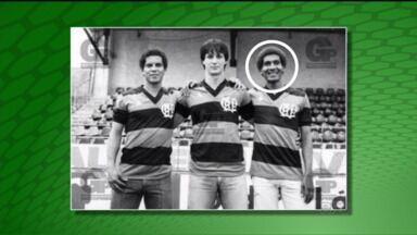 Baú do Esporte relembra passagem de Cristóvão pelo Atlético-PR como jogador - O agora técnico do Atlético-PR foi campeão pelo clube na década de 1980 e no fim da carreira voltou a atuar pelo Furacão