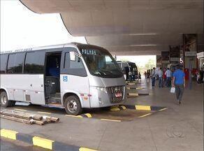 Transporte integrado entre vans, coletivos e táxis começa nesta terça-feira (13) em Palmas - Transporte integrado entre vans, coletivos e táxis começa nesta terça-feira (13) em Palmas