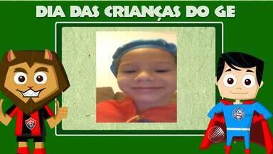 Globo Esporte recebe vídeos em homenagem ao Dia das Crianças - Confira o recado desta sexta-feira (9) e também como participar.