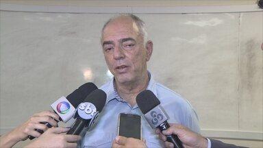 Mauro Nazif fala sobre greve no transporte coletivo na capital - Mauro diz que empresa que venceu licitação não cumpriu contrato.