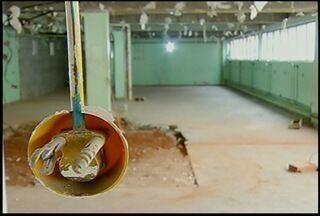 Obras de revitalização no Hospital Raul Sertã deslocam parte atendimentos para a UPA - Intervenções na unidade de saúde de Nova Friburgo completaram uma semana.