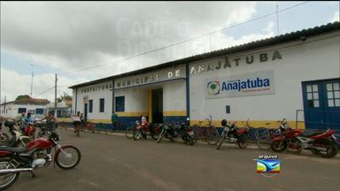 Justiça afasta prefeito de Anajatuba acusado de desviar verbas públicas - Justiça afasta prefeito de Anajatuba acusado de desviar verbas públicas