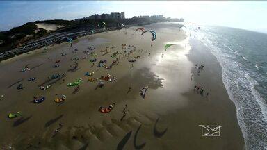 Repórter Mirante mostra que ventos abrem caminhos para novo turismo no Maranhão - Repórter Mirante mostra que ventos abrem caminhos para novo turismo no Maranhão