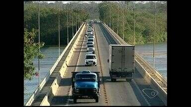 Movimento das rodovias federais aumenta na vespera de feriado no ES - A fiscalização será reforçada nas rodovias que cortam o estado.