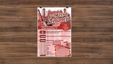 Confira a Agenda do Campo, no ES - Festas levam música e agronegócio para o interior do estado.