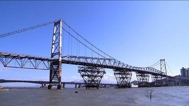 Empresa American Bridge não fará a restauração da Ponte Hercílio Luz - Empresa American Bridge não fará a restauração da Ponte Hercílio Luz