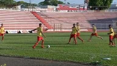 Noroeste enfrenta Inter de Bebedouro neste sábado - Noroeste joga às 16h contra o Inter de Bebedouro no estádio Alfredão.