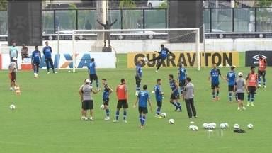 Sem lesões, Vasco segue com força total para manter embalo no Brasileirão - Clube luta contra o rebaixamento e conta com um elenco completo para a disputa das últimas rodadas.