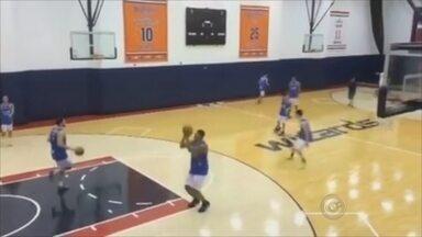 Bauru Basket enfrenta Wizard neste domingo - O time de Bauru já está no Centro de Treinamento do Ginásio Verizon Center.Jogo será às 19h em Washington.