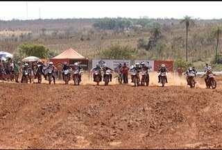 Última etapa do Circuito Inter TV de Motocross será realizada em Pirapora - Evento acontece neste domingo (11).